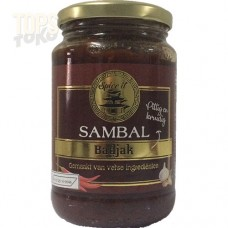 Spice It Sambal Badjak 375 gram.
